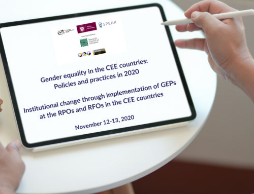 "University of Tirana presented its LeTSGEPs experience at the international conference on ""Gender equality in CEE countries"""