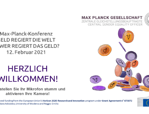 Max Planck launches the LeTSGEPs National Stakeholders workshop in Germany, on the 12th of February 2021